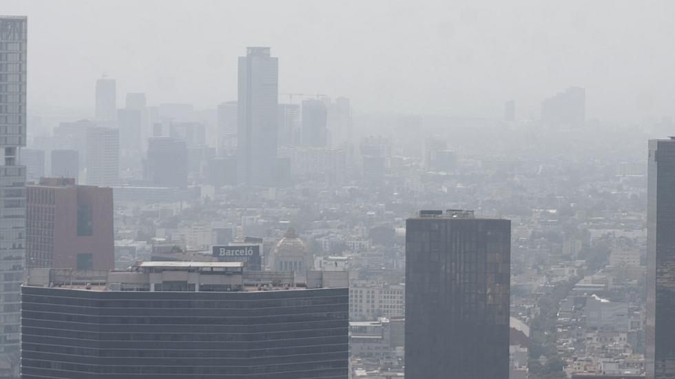 Juez suspende programa de contingencias ambientales en Ciudad de México - contingencia atmosférica