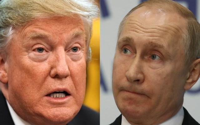 Trump y Putin discuten sobre Venezuela, Norcorea y el informe Mueller - Conversación Trump y Putin. Foto de AFP / LDD