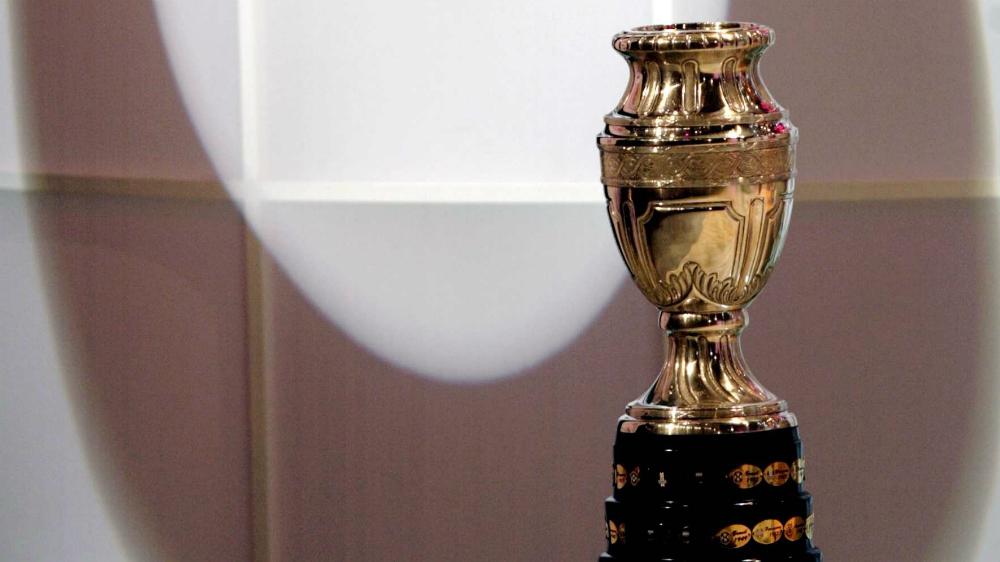 México no regresa a Copa América ni Libertadores: De Luisa - Copa America trofeo