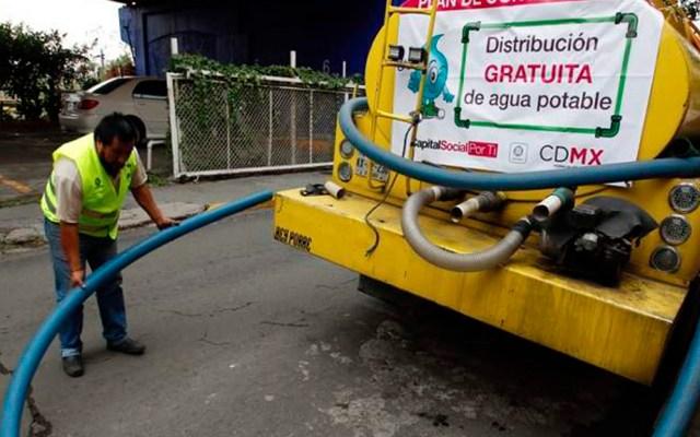 Para 2060, sin capacidad para extraer agua en Valle de México: experto - Corte de Agua Cutzamala