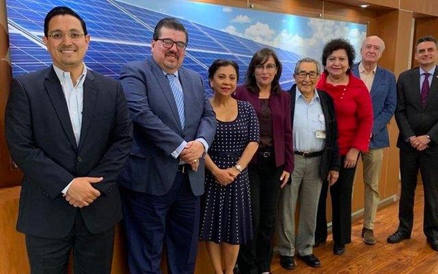 CRE reinicia sesiones con los cuatro nuevos comisionados - Comisión reguladora de energía