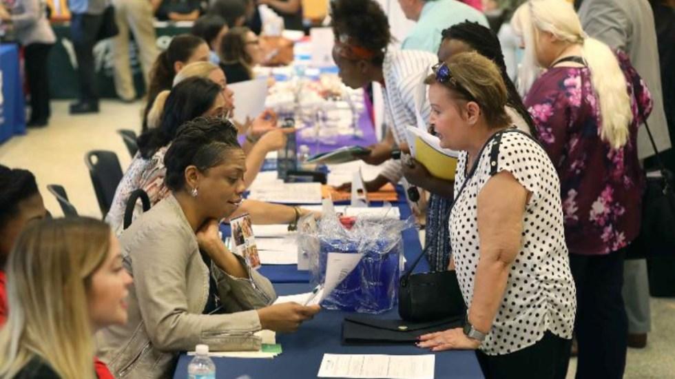 Desempleo en EE.UU. alcanza su menor nivel desde 1969 - desempleo estados unidos