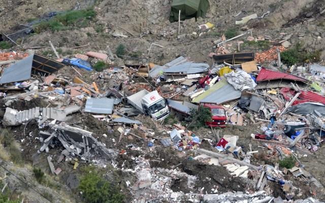 Deslizamiento deja decenas de viviendas destruidas y cientos de damnificados en Bolivia - Deslizamiento