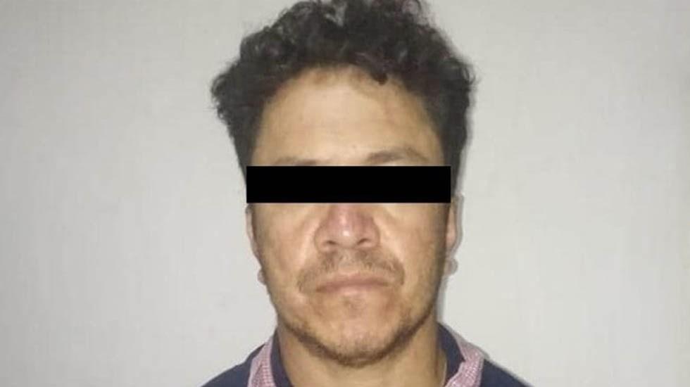 Detienen a presunto líder de asaltantes en Coatepec, Veracruz - Detienen líder banda asaltantes Veracruz Coatepec