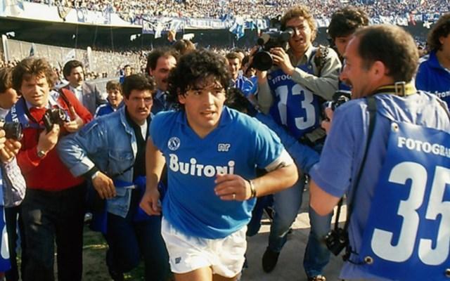 #Video Nuevo tráiler del documental de Maradona - Foto de Alfredo Capozzi/Variety