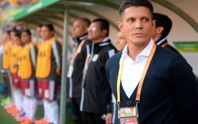 Estoy orgulloso de mis seleccionados: Diego Ramírez - diego ramírez selección sub-20
