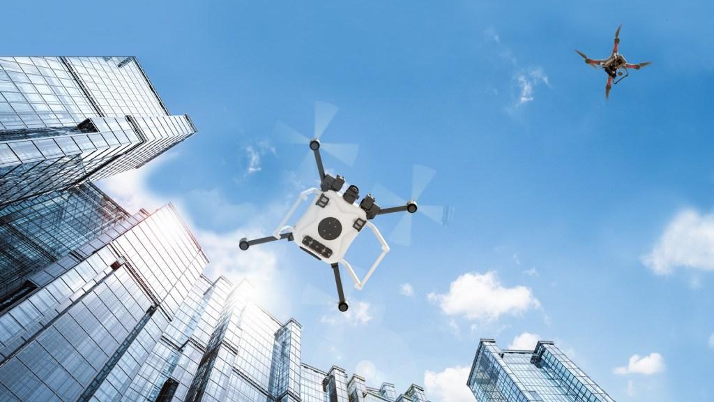 NASA investigará tránsito de drones en Texas. Noticias en tiempo real