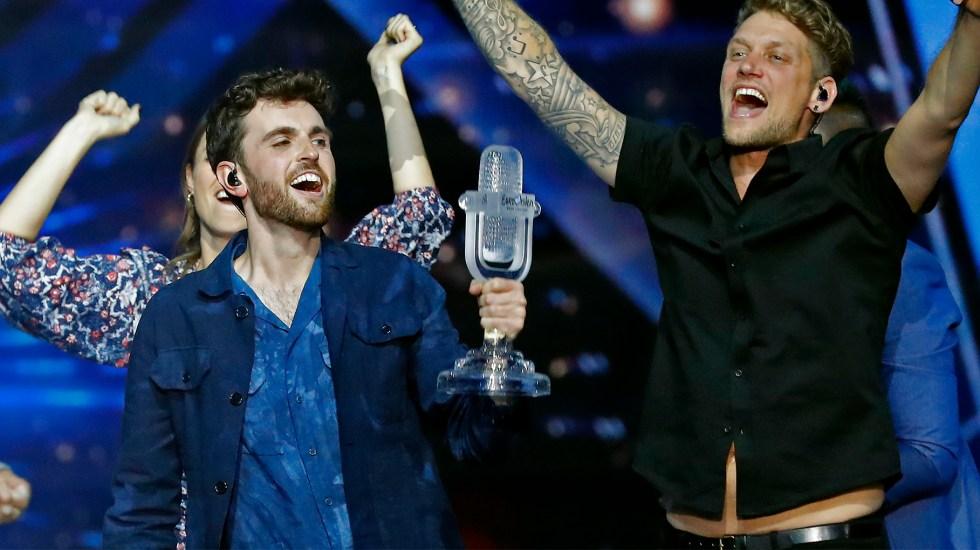 Holanda, con Duncan Laurence, gana el Festival de Eurovisión - Foto de Jack GUEZ / AFP.