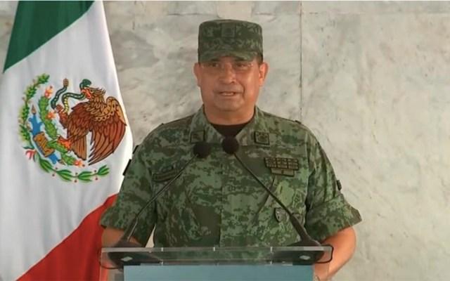 Sedena justifica decisión de entregar armas en Michoacán - ejército población luis cresencio sandoval