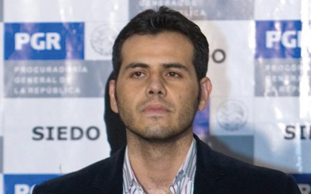 Dan 15 años de cárcel a 'El Vicentillo', hijo de 'El Mayo' Zambada - Foto de AFP