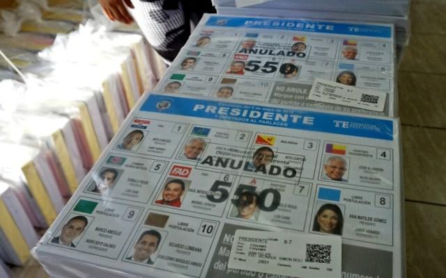 Las claves de las elecciones generales en Panamá - Foto de AFP
