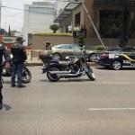 Hospitalizado embajador de Guatemala tras choque en Benito Juárez - Foto de @RamizEnrique