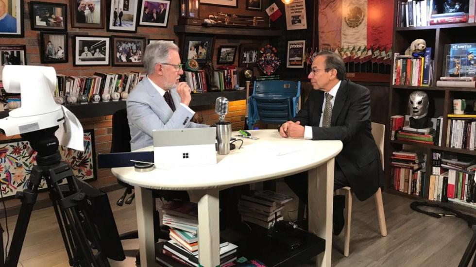 """""""Nadie está obligado a hacer lo imposible"""": CCE sobre Dos Bocas - entrevista Salazar Lomelín refinería de Pemex"""