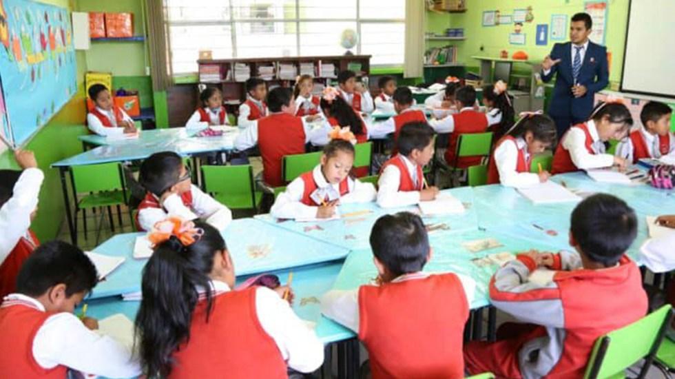 Suspenden clases en el Estado de México por contingencia ambiental - Foto de facebook.com/educacionEdomex.