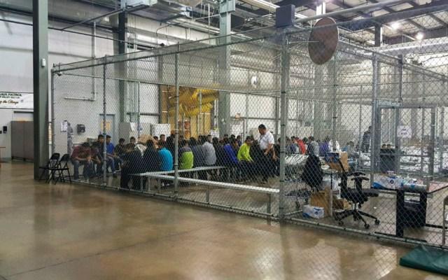 En cuarentena centro de detención para migrantes en Texas por influenza - Foto de CBP