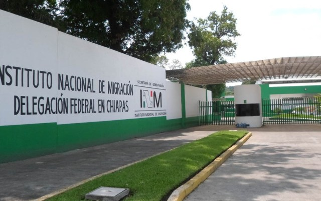 Cubanos vuelven a fugarse de la estación migratoria Siglo XXI - migrante estación migratoria san luis potosí