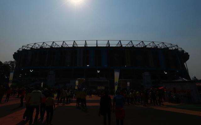 Sheinbaum recomienda posponer partido entre América y León - Estadio Azteca