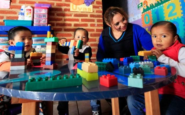 Conceden suspensión contra recorte a estancias infantiles en Edomex - estancias infantiles estado de mexico