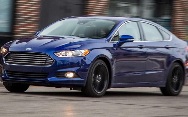 Ford llama a revisión a 3 mil 765 autos en México - Ford Fusion