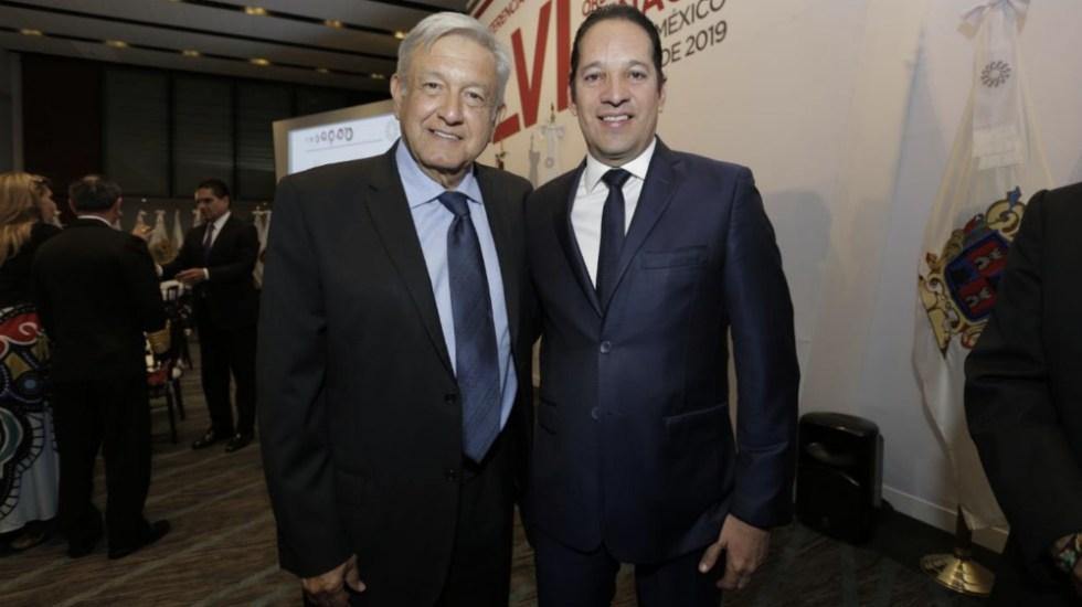 Gobernador de Querétaro es nuevo presidente de Conago - Foto de @PanchDominguez