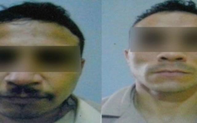 Se fugan dos internos del penal de Ciudad Guzmán Jalisco - reos fuga