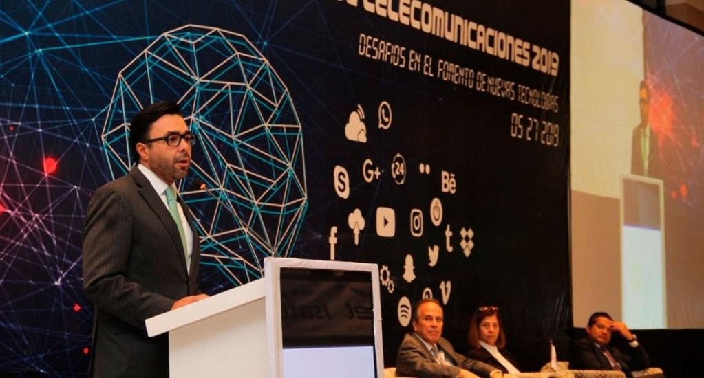Gobierno tendrá que atender 500 municipios sin conectividad: IFT - Gabriel Contreras, comisionado presidente del IFT. Foto de @IFT_MX