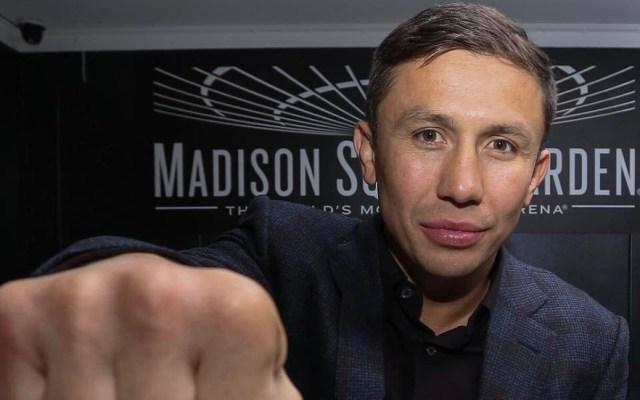 """Golovkin llama """"aburrido"""" el encuentro del 'Canelo' con Jacobs - Golovkin"""