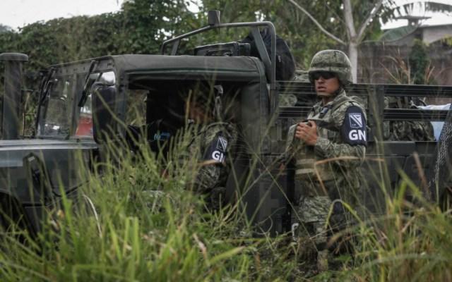 Promete Monreal consenso político sobre leyes secundarias de Guardia Nacional - Foto de Notimex