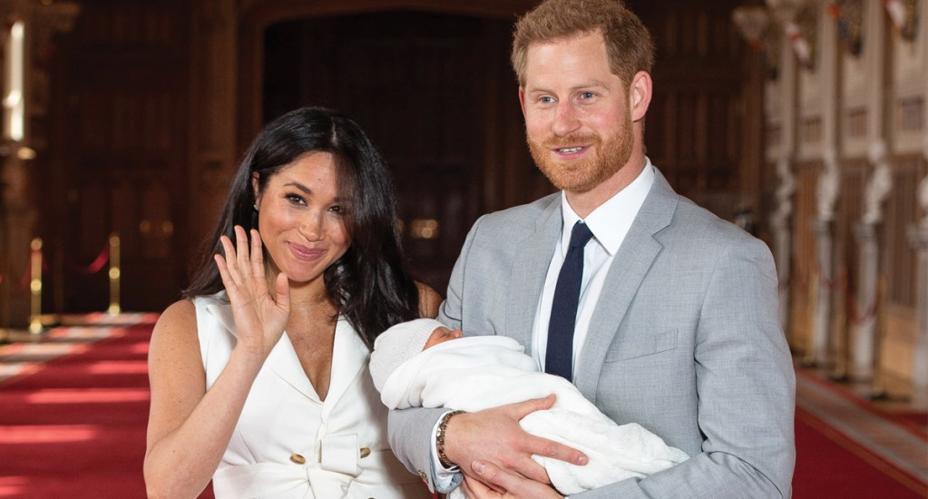 Hijo de los duques Harry y Meghan no tendría título nobiliario - HARRY MEGHAN Y ARCHIE