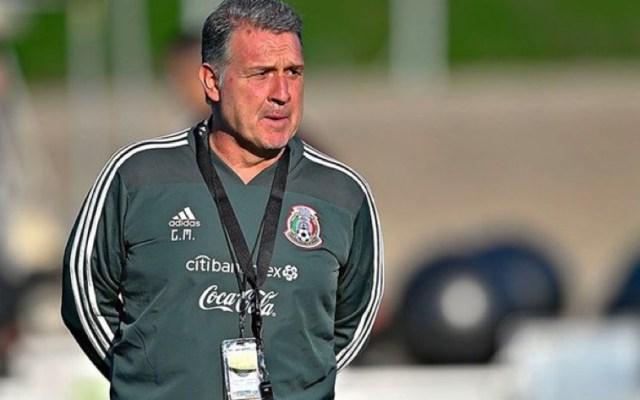Si fuera por mí, México estaría jugando la Copa América: Martino - Gerardo