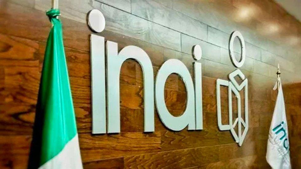 INAI no difundió información enviada por Presidencia - Foto de Archivo