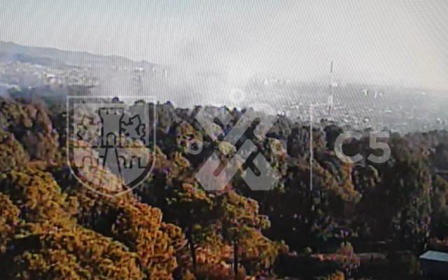Combaten dos incendios de pastizales al sur de Ciudad de México - incendios pastizales ciudad de méxico