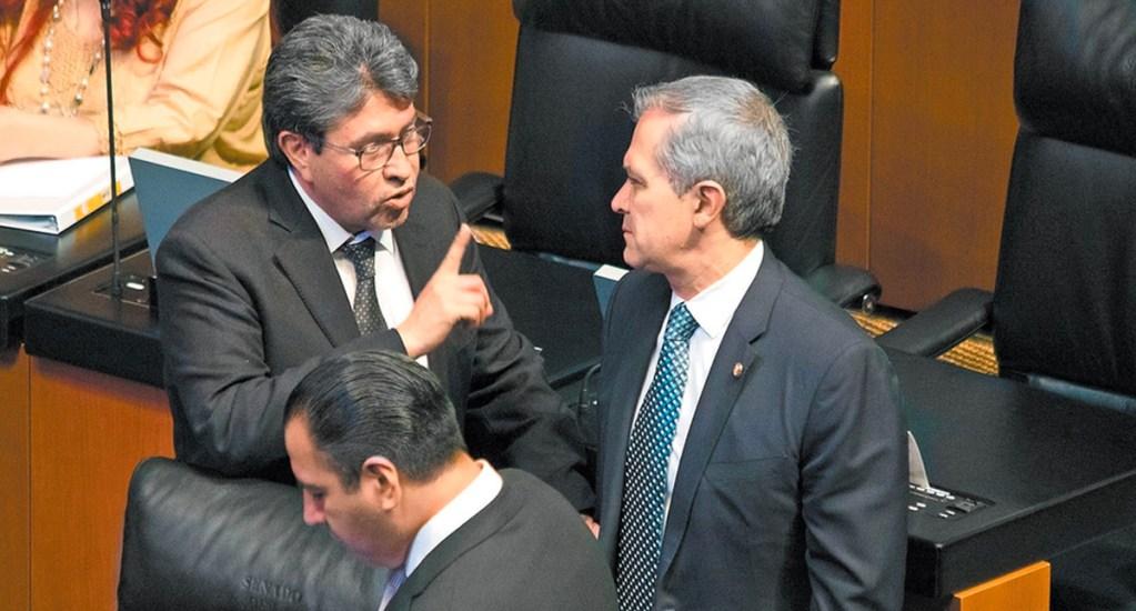 Senadores de oposición piden revisar desaparición de Iniciativa Mérida - Iniciativa Mérida