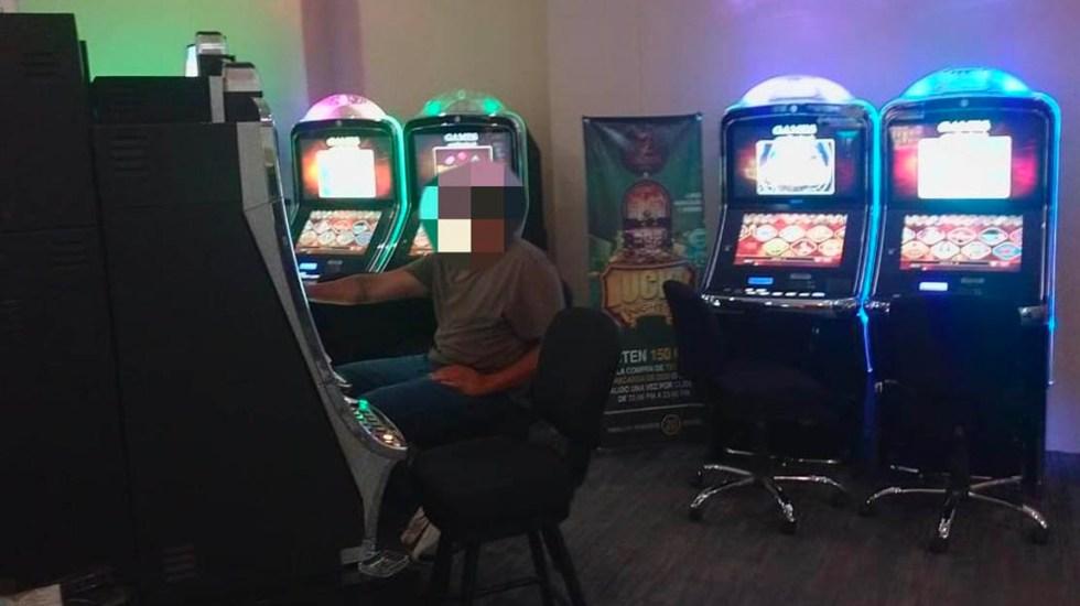 Aseguran casa de apuestas clandestina en Nayarit - casino clandestino