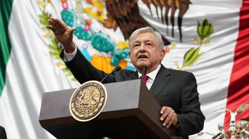 López Obrador asegura que le es fácil gobernar - Investidura de AMLO. Foto de lopezobrador.org.mx