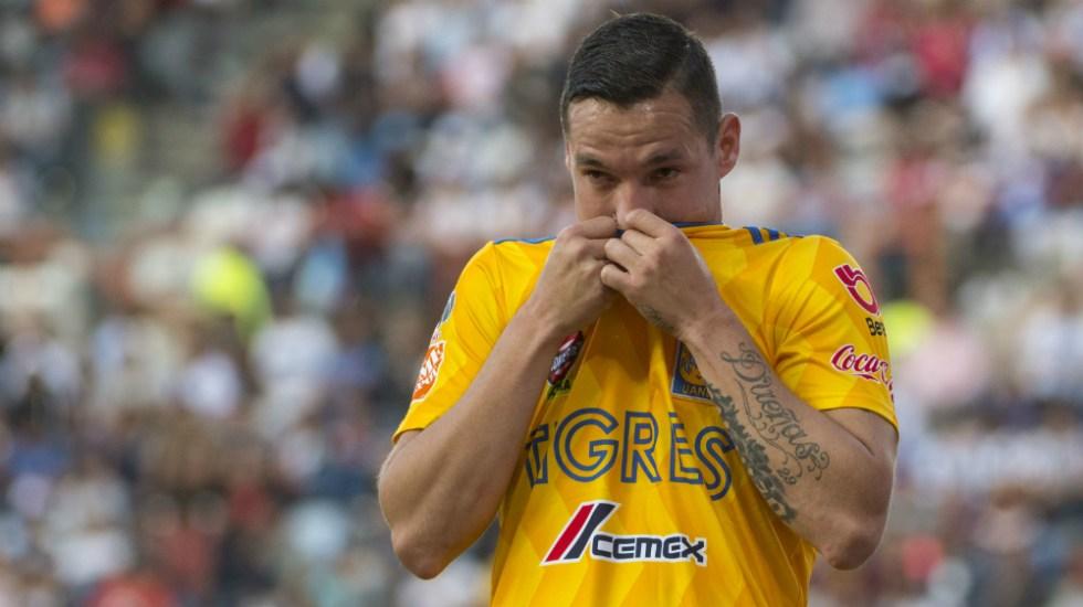 Jesús Dueñas fuera de peligro tras contusión - Foto de Mexsport