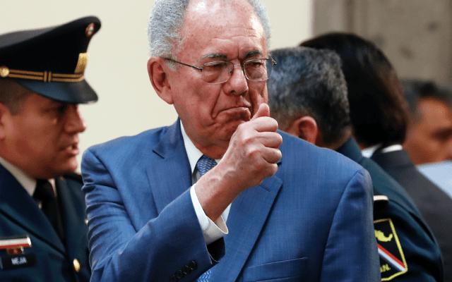 Jiménez Espriú se burla de marchas contra López Obrador; Fox responde - Javier Jimenez Espriú