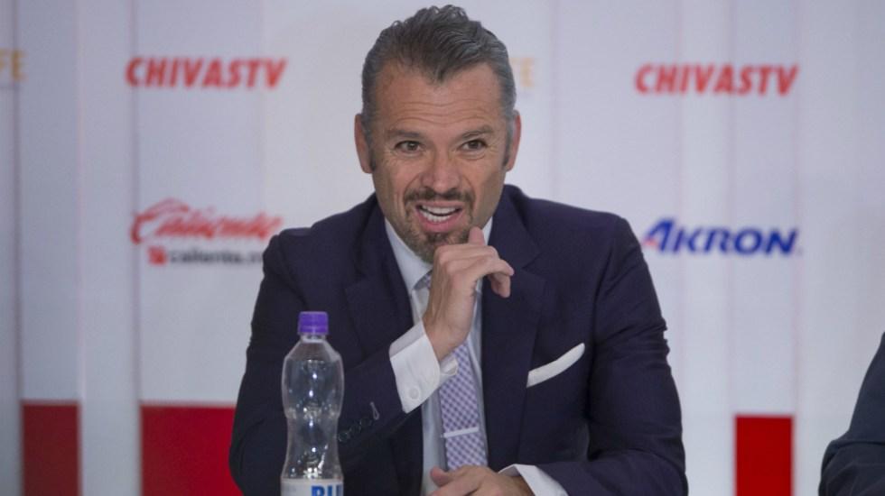 José Luis Higuera reaparece en Twitter - Foto de Mexsport