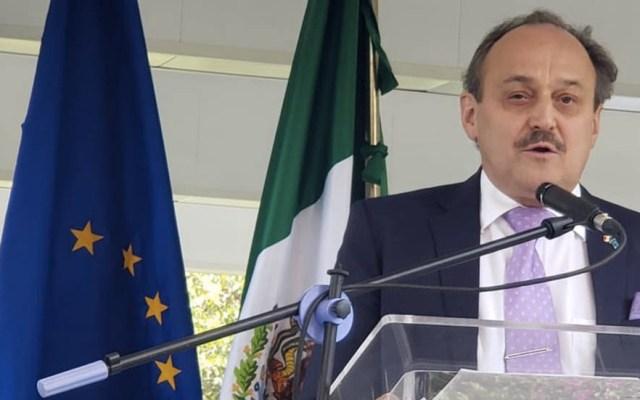 Diplomático de la UE advierte que inseguridad impactará a turismo e inversión - Klaus Rudischhauser UE Inseguridad
