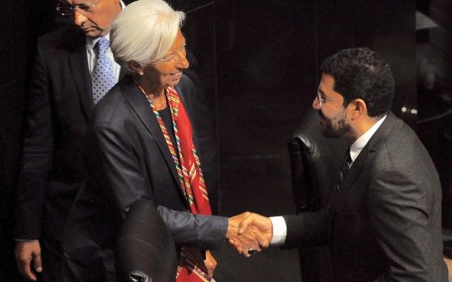 Pobreza, el mayor reto de México: Lagarde - Foto de Notimex