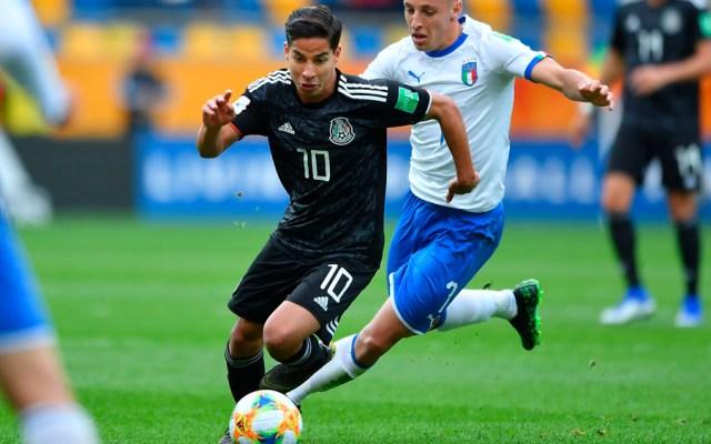 Diego Lainez entre los más valiosos del Mundial Sub-20 - Diego Lainez