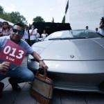 Vendido el Lamborghini en subasta en Los Pinos