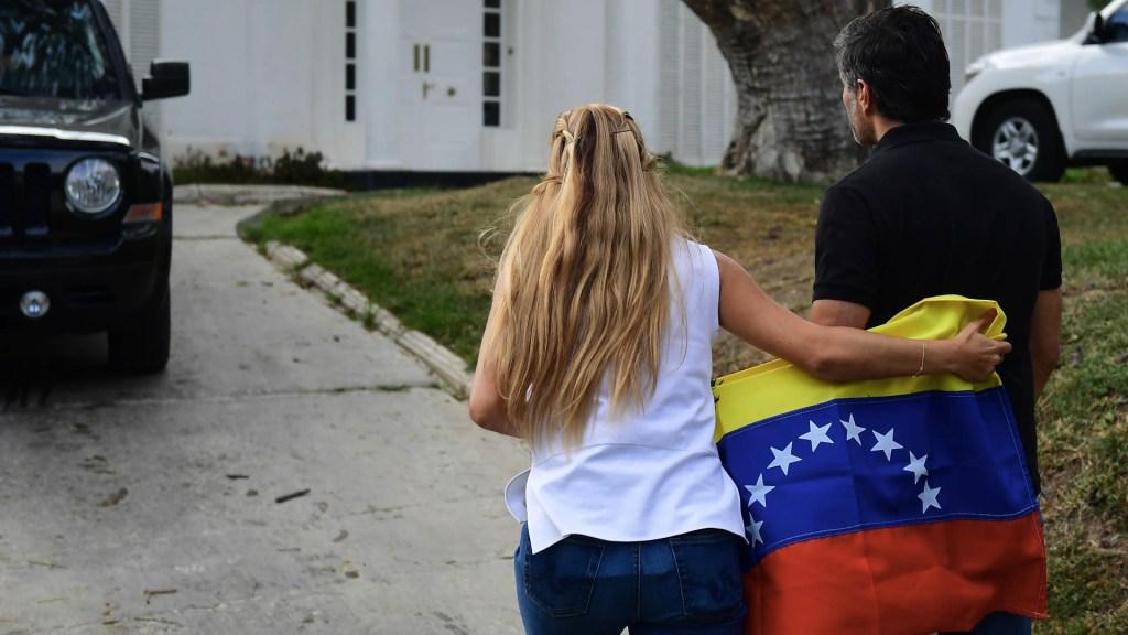 España asegura que no entregará a Leopoldo López - Leopoldo López embajada España Venezuela