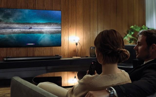Nuevos televisores LG contarán con Alexa - Foto de LG