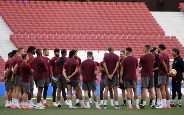 Liverpool confirma lista de convocados para final de Champions League - Foto de @VirgilvDijk