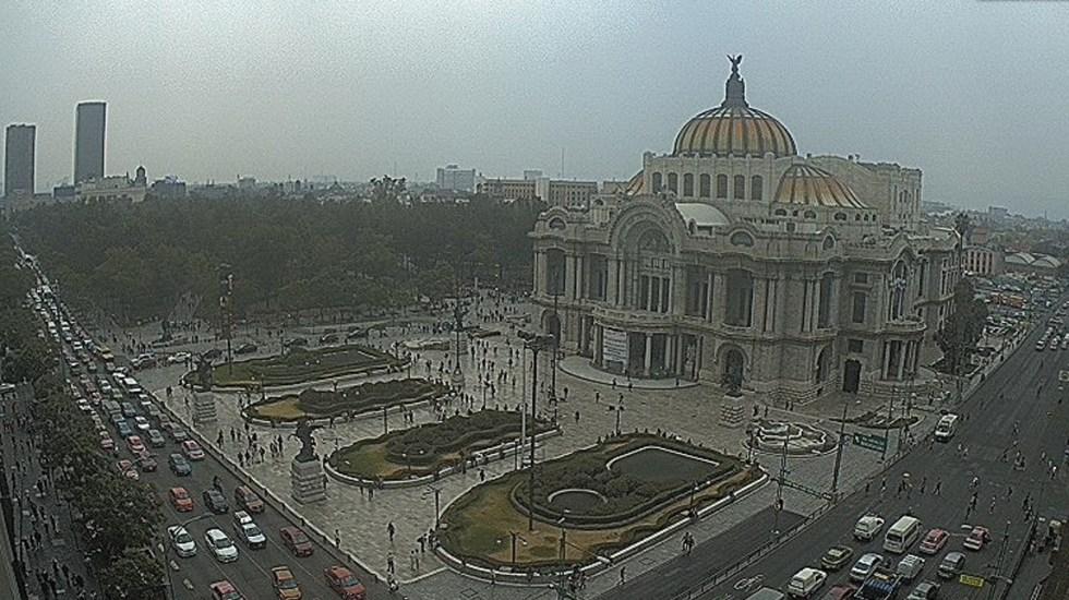 Alerta amarilla por lluvia y granizo en nueve alcaldías de la capital - lluvias