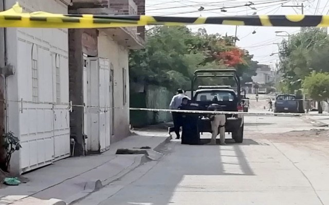 Mueren dos en distintos ataques en Guanajuato - Lomas de Medina León Guanajuato disparos