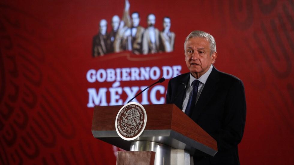 Inicia operaciones el Instituto para Devolverle al Pueblo lo Robado - López Obrador. Foto de Notimex- Jessica Espinosa.