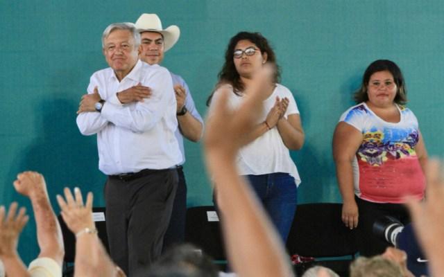 López Obrador busca blindar el acero mexicano ante candados de EE.UU. - Foto de Notimex