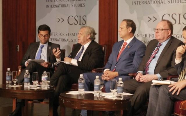 Almagro pide intervenir en Venezuela para frenar violencia - luis almagro